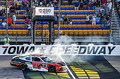 #20: Christopher Bell, Joe Gibbs Racing, Toyota Supra Ruud<br /> <br /> #20: Christopher Bell wins the CircuitCity.com 250 at Iowa Speedway