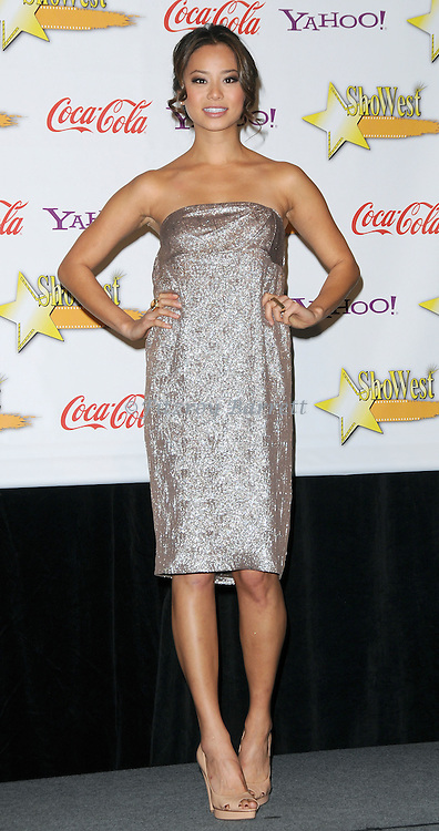 Jamie Chung at the Showest 2009 Awards held at the Paris Hotel in Las Vegas Nevada, April 2, 2009. Fitzroy Barrett