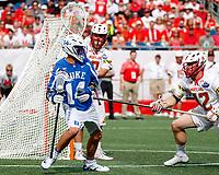05-26-18 Duke vs Maryland NCAA Mens Lacrosse Tournament Semifinal