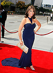 LOS ANGELES, CA. - September 13: Actress Kate Linder arrives at the 60th Primetime Creative Arts Emmy Awards held at Nokia Theatre on September 13, 2008 in Los Angeles, California.