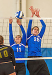 2015-10-18 NCAA: Yeshiva at CMSV Women's Volleyball