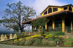 Tasting room, Hanna Vineyards, Alexander Valley, Sonoma County, California