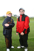 Conor and Jack Liston at the 3 Irish Open Golf in Baltray...Photo NEWSFILE/Jenny Matthews.(Photo credit should read Jenny Matthews/NEWSFILE)....This Picture has been sent you under the condtions enclosed by:.Newsfile Ltd..The Studio,.Millmount Abbey,.Drogheda,.Co Meath..Ireland..Tel: +353(0)41-9871240.Fax: +353(0)41-9871260.GSM: +353(0)86-2500958.email: pictures@newsfile.ie.www.newsfile.ie.FTP: 193.120.102.198.