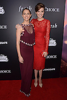 "01 February  - Hollywood, Ca - Teresa Palmer, Maggie Grace. Arrivals for the Los Angeles special screening of ""The Choice"" held at Arclight Hollywood. Photo Credit: Birdie Thompson/AdMedia"