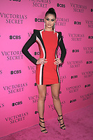 NEW YORK, NY - NOVEMBER 28: Taylor Hill at the 2017 Victoria's Secret Fashion Show Viewing Party at Spring Studios in New York November 28, 2017. Credit: John Palmer/MediaPunch /NortePhoto.com NORTEPOTOMEXICO