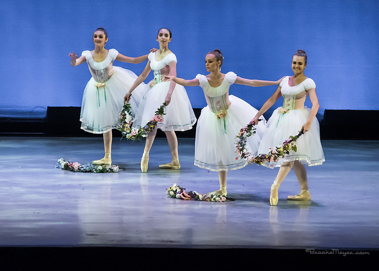 """Saturday Matinee Performance of """"A Dance 4 All Seasons"""", the 2017 Annual Showcase by the Cary Ballet Conservatory"""