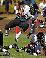 20121020 Wake Forest UVa ACC football