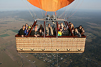 20131108 November 08 Hot Air Balloon Gold Coast