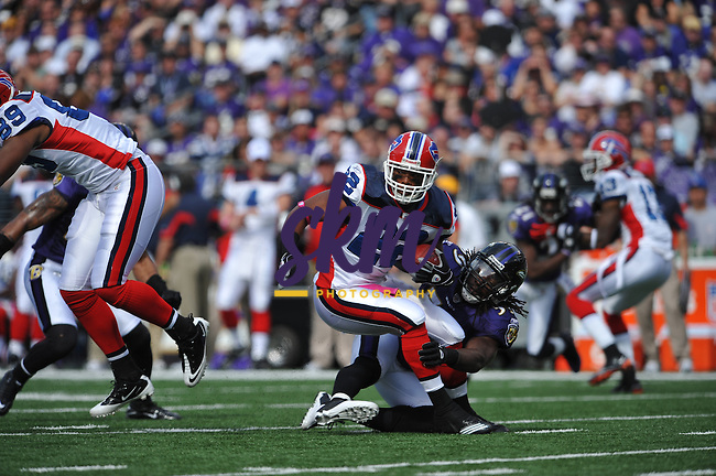 On a day that saw the Ravens pay tribute to the 10th Anniversary Super Bowl Team at half-time, they were lucky to come away with a 37 -34 victory in OT against the winless Buffalo Bills.
