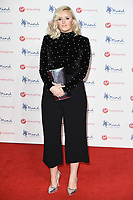 Katie Thistleton at the Virgin Money Giving Mind Media Awards at the Odeon Leicester Square, London, UK. <br /> 13 November  2017<br /> Picture: Steve Vas/Featureflash/SilverHub 0208 004 5359 sales@silverhubmedia.com