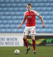 Fleetwood Town's Harry Souttar<br /> <br /> Photographer Mick Walker/CameraSport<br /> <br /> The EFL Sky Bet League One - Coventry City v Fleetwood Town - Tuesday 12th March 2019 - Ricoh Arena - Coventry<br /> <br /> World Copyright © 2019 CameraSport. All rights reserved. 43 Linden Ave. Countesthorpe. Leicester. England. LE8 5PG - Tel: +44 (0) 116 277 4147 - admin@camerasport.com - www.camerasport.com