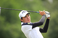 Phachara Khongwhatmai (THA) during the third round of the Shot Clock Masters played at Diamond Country Club, Atzenbrugg, Vienna, Austria. 09/06/2018<br /> Picture: Golffile | Phil Inglis<br /> <br /> All photo usage must carry mandatory copyright credit (&copy; Golffile | Phil Inglis)