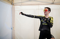 Simon Yates (GBR/Mitchelton-Scott) finishes 2nd at Stage 1 (ITT): Bologna to Bologna/San Luca (8.2km)<br /> 102nd Giro d'Italia 2019<br /> <br /> ©kramon