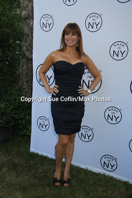 "Jill Zarin (Real Housewives of New York City) attends the 6th Annual ""Made in NY"" Awards hosted by 2011 Mayor Michael Bloomberg and Commissioner Katherine Oliver on June 6, 2011 at Gracie Mansion, New York City, New York. (Photo by Sue Coflin/Max Photos)"