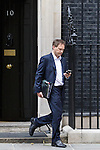 © Joel Goodman - 07973 332324 . 12/06/2013 . London , UK . Minister Without Portfolio and Conservative Party Co-Chairman , GRANT SHAPPS , leaves 10 Downing Street this morning (Wednesday 12th June) ahead of Prime Minister's Questions . Photo credit : Joel Goodman