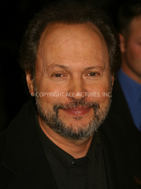 """Billy Crystal arriving at the World Premiere of """"Analyze That"""" in New York. December 12, 2002. Please byline: Alecsey Boldeskul/NY Photo Press.   ..*PAY-PER-USE*      ....NY Photo Press:  ..phone (646) 267-6913;   ..e-mail: info@nyphotopress.com"""