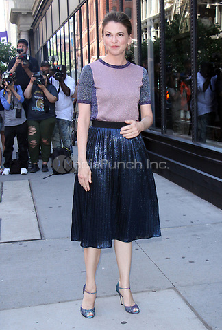 NEW YORK, NY - JUNE 27: Sutton Foster at AOL Build in New York City on June 27, 2017. Credit: RW/MediaPunch