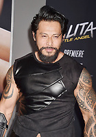 WESTWOOD, CA - FEBRUARY 05: Sam Medina attends the Premiere Of 20th Century Fox's 'Alita: Battle Angel' at Westwood Regency Theater on February 05, 2019 in Los Angeles, California.<br /> CAP/ROT/TM<br /> ©TM/ROT/Capital Pictures