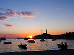 Rovinj. Istrien, Croatia