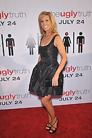 "Cheryl Hines at the premiere of her new movie ""The Ugly Truth"" at the Cinerama Dome, Hollywood..July 16, 2009  Los Angeles, CA.Picture: Paul Smith / Featureflash"
