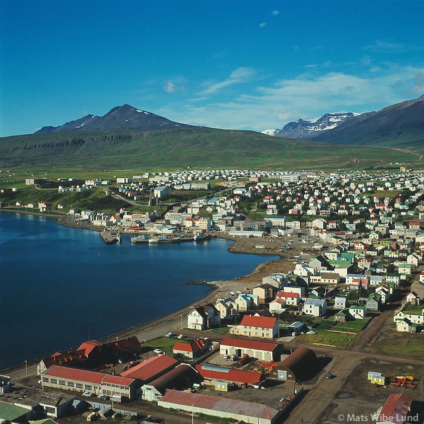 Akureyri 1969