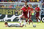 Philipp Lahm (GER), Nani (POR), JUNE 16, 2014 - Football / Soccer : FIFA World Cup Brazil 2014 Group G match between Germany 4-0 Portugal at Arena Fonte Nova in Salvador, Brazil. (Photo by Maurizio Borsari/AFLO)