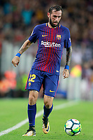 FC Barcelona's Aleix Vidal during Joan Gamper Trophy. August 7,2017. (ALTERPHOTOS/Acero) /NortePhoto.com