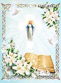 Sinead, EASTER RELIGIOUS, paintings+++++,LLSJE06-1,#er# Ostern, religiös, Pascua, relgioso, illustrations, pinturas