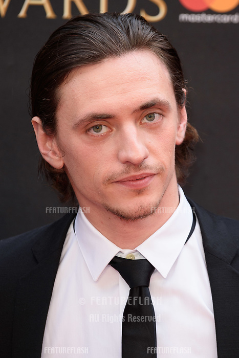 Sergei Polunin arriving for the Olivier Awards 2018 at the Royal Albert Hall, London, UK. <br /> 08 April  2018<br /> Picture: Steve Vas/Featureflash/SilverHub 0208 004 5359 sales@silverhubmedia.com