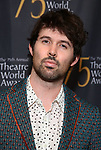 James Davis attends the 75th Annual Theatre World Awards at The Neil simon Theatre  on June 3, 2019  in New York City.