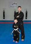 Gordon Fearn TAGB Tae Kwon Do School - 20th Jan 2016 - Cardiff TKD School <br /> <br /> Credit : Ian Cook IJC Photography
