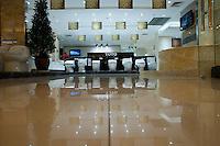 The Toto Showroom Entrance In Nan'an, Chongqing, China.  © LAN