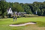 GROESBEEK  - bedanken, hole 18 Nijmeegse Baan  ,  Golf op Rijk van Nijmegen.   COPYRIGHT KOEN SUYK