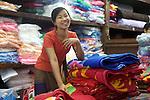 Sales Woman, Gyee Zai Market