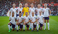 England Women v Wales Women - World Cup Qualifier - 06.04.2018