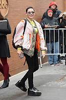 Rose McGowan at The View  013018