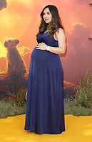 European Premiere of Disney's The Lion King at the Odeon Luxe cinema, Leicester Square, London on July 14th 2019<br /> <br /> Photo by Keith Mayhew