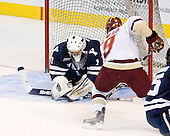 Ryan Rondeau (Yale - 1), Barry Almeida (BC - 9) - The Boston College Eagles defeated the Yale University Bulldogs 9-7 in the Northeast Regional final on Sunday, March 28, 2010, at the DCU Center in Worcester, Massachusetts.