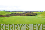 The spectacular Castleisland Golf course with the clubhouse in the back ground showing the hills and valleys a golfer has to contend with on this magnificent course   Copyright Kerry's Eye 2008
