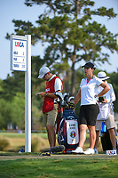 Karine Icher (FRA) looks over her tee shot on 2 during round 1 of the 2019 US Women's Open, Charleston Country Club, Charleston, South Carolina,  USA. 5/30/2019.<br /> Picture: Golffile | Ken Murray<br /> <br /> All photo usage must carry mandatory copyright credit (© Golffile | Ken Murray)