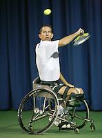 16-11-07, Netherlands, Amsterdam, Wheelchairtennis Masters 2007,  Robin Ammerlaan