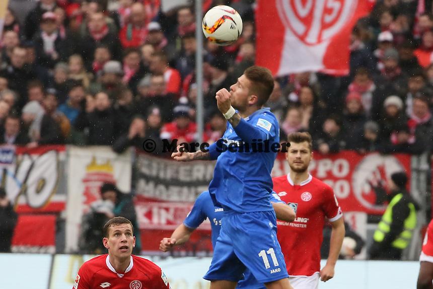 Tobias Kempe (Darmstadt) - 1. FSV Mainz 05 vs. SV Darmstadt 98, Coface Arena