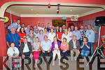 60TH: Brendan Lenihan who celebrated his 60th Birthday in McElligotts Bar, Abbeydorney on Sunday night with his family and friends (Brendan is seated 4th from left).