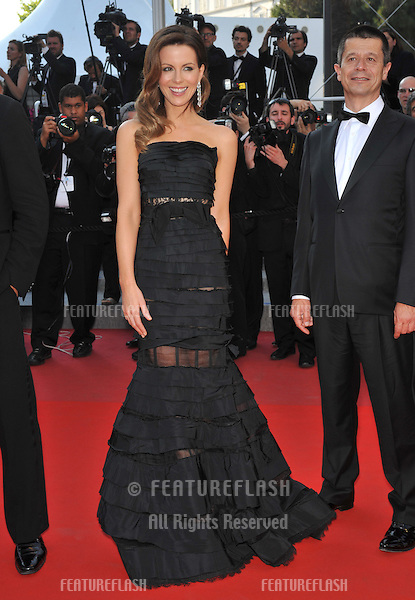 Kate Beckinsale at the closing Awards Gala at the 63rd Festival de Cannes..May 23, 2010  Cannes, France.Picture: Paul Smith / Featureflash