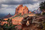 View from Mund's Wagon Trail, Sedona, Arizona
