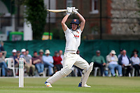 Daniel Lawrence in batting action for Essex during Surrey CCC vs Essex CCC, Specsavers County Championship Division 1 Cricket at Guildford CC, The Sports Ground on 10th June 2017
