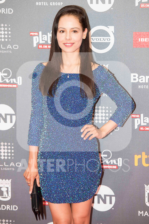 Martina Garcia attends to welcome party photocall of Platino Awards 2017 at Callao Cinemas in Madrid, July 20, 2017. Spain.<br /> (ALTERPHOTOS/BorjaB.Hojas)