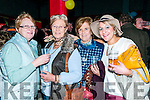 Charity Barn Dance: Pictured at the charity barn dance in aid of Fr. Jerry Browne's South African mission held on Donal Browne's farm, Mountcoal, Listowel on Saturday nigh last were Mary McCarthy, Anne Rohan, Joan Buckley & Caitriona McCarthy