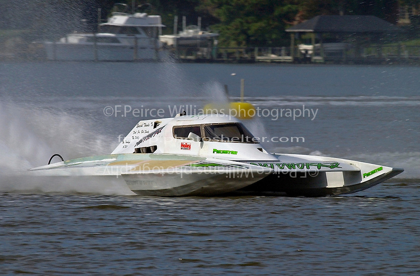 """Mystery Boat"" (5 Litre class hydroplane(s)"