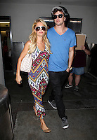 Paris Hilton & River Viiperi return from romantic Hawaiian holiday - Los Angeles